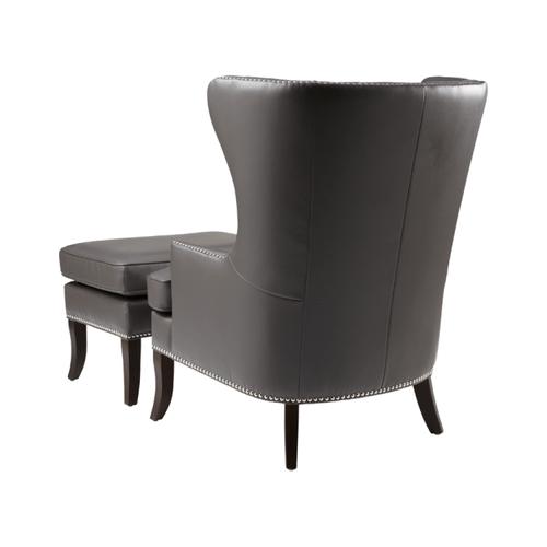 Grey Royalton Armchair