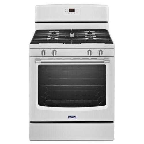 Gallery - 30-inch Wide Gas Range with Precision Cooking System - 5.8 cu. ft.