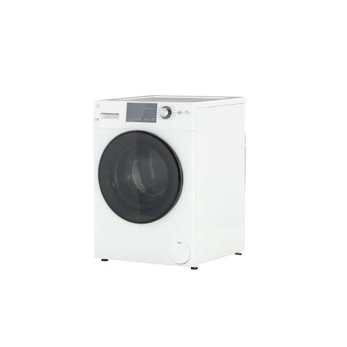 "GE® 24"" 2.4 Cu. Ft. ENERGY STAR® Front Load Washer with Steam"
