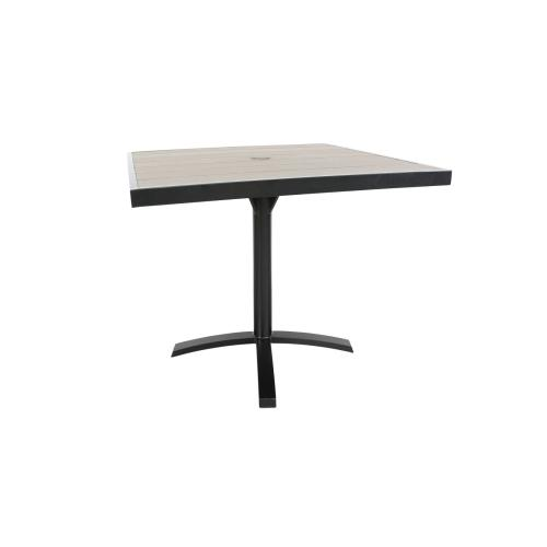"""Bay 36"""" Square Dining Table"""