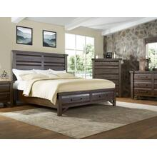 Timber 4-Piece King Set