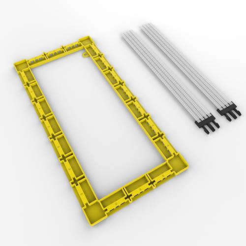 Klipsch - IK-502-W II Install Kit