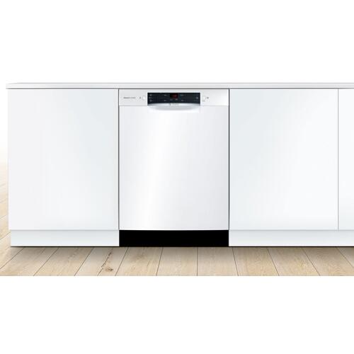300 Series Dishwasher 60 cm White, XXL SHEM53Z32C