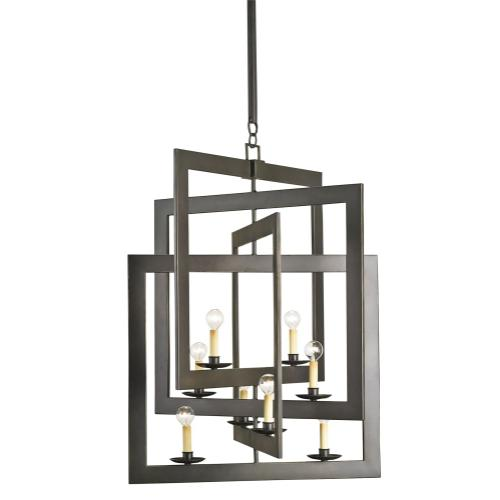 Middleton Bronze Chandelier