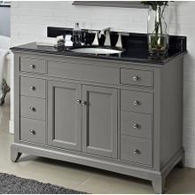 "See Details - Smithfield 48"" Vanity - Medium Gray"