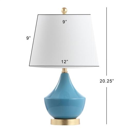 Cosmic Lamp - Blue