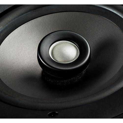 Vanishing V Series Slim High Performance In-Ceiling Speaker in White