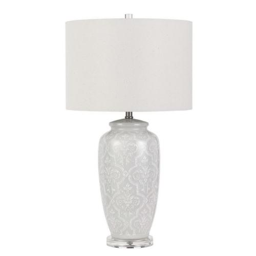150W 3 Way Corato Ceramic Table Lamp