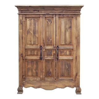 See Details - Rec Med Wax 2 Door Armoire