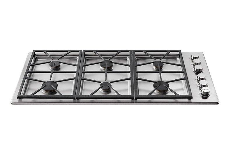 "46"" Professional Gas Cooktop, Liquid Propane/High Altitude Photo #3"