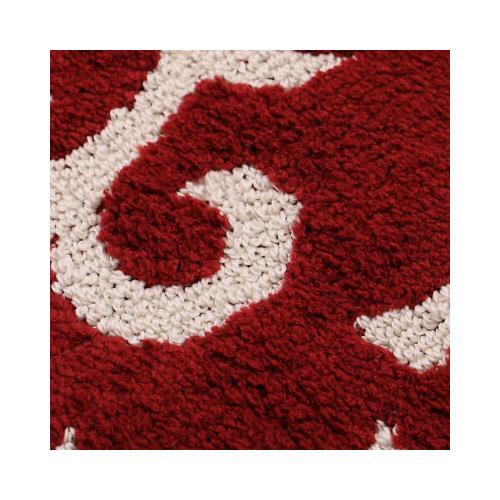 Mohawk - Williston, Red-Cream- Rectangle