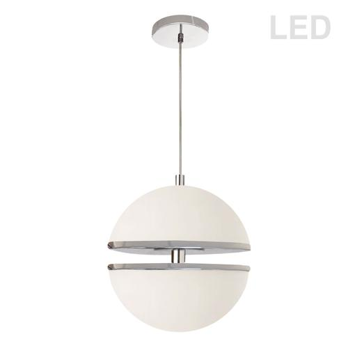 Product Image - 30w Pendant, PC W/ Wh Glass