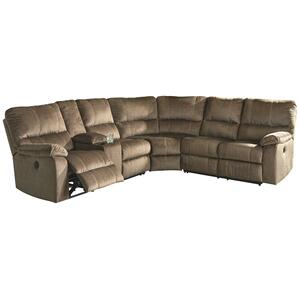 Urbino 3-piece Power Reclining Sectional