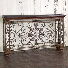 View Product - Rockefeller Console Table