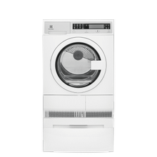 See Details - Front Load Compact Dryer with IQ-Touch® Controls - 4.0 Cu. Ft.