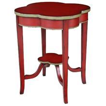 Crimson Clover End Table