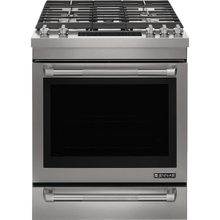 "Pro-Style® 30"" Dual™-Fuel Range, Pro Style Stainless"