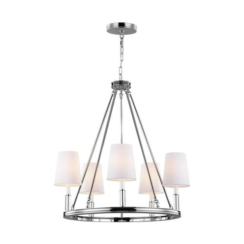 Lismore Medium Chandelier Oil Rubbed Bronze