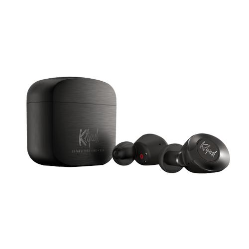 Klipsch - T5 II True Wireless Earphones - Gunmetal