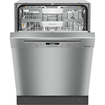 MieleMiele G 7106 SCU - Built-under dishwasher with 3D MultiFlex Tray for maximum convenience.