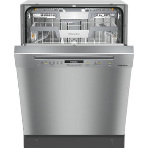 G 7106 SCU - Built-under dishwasher with 3D MultiFlex Tray for maximum convenience. Product Image