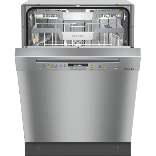 G 7106 SCU - Built-under dishwasher with 3D MultiFlex Tray for maximum convenience.