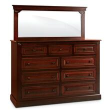 View Product - Imperial 9-Drawer Bureau, 60'w x 21 'd x 48 'h