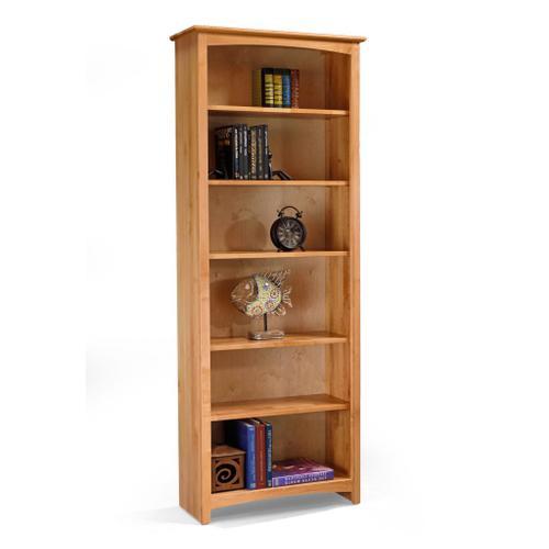 Gallery - Alder Bookcase 30 X 84