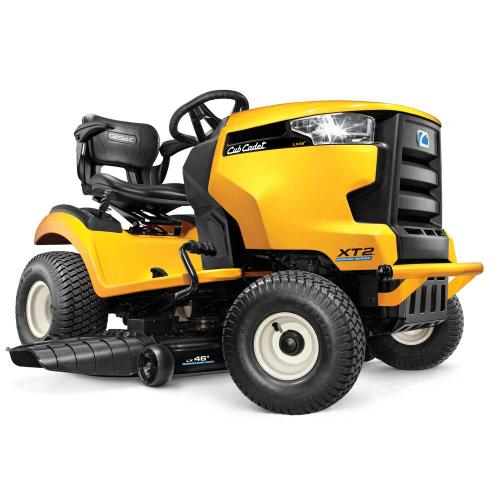 XT2-LX46 KH Cub Cadet Riding Lawn Mower
