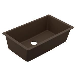 Granite Series 33 x 18.5 x 9.5 granite granite single bowl sink Product Image