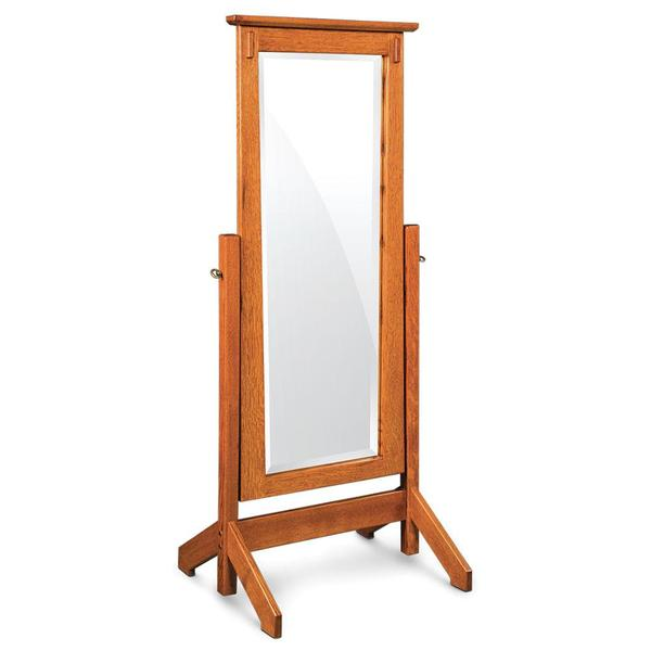 See Details - McCoy Cheval Mirror