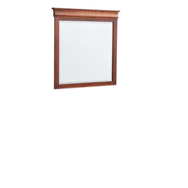 Louis Philippe Dresser Mirror, Large