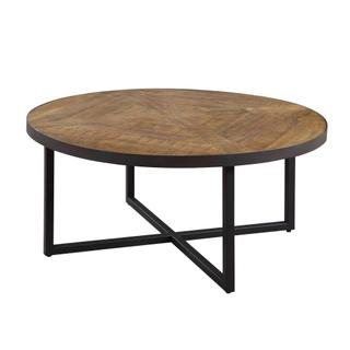 Denton Round Cocktail Table
