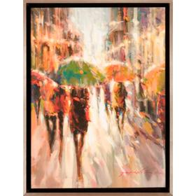 Evening Showers-36x27