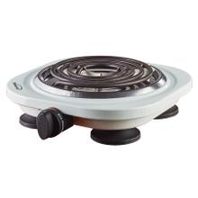 View Product - Brentwood TS-321W 1000w Single Electric Burner, White