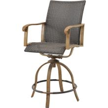 Set of 2 Hermosa Bar Chairs- 13057-B