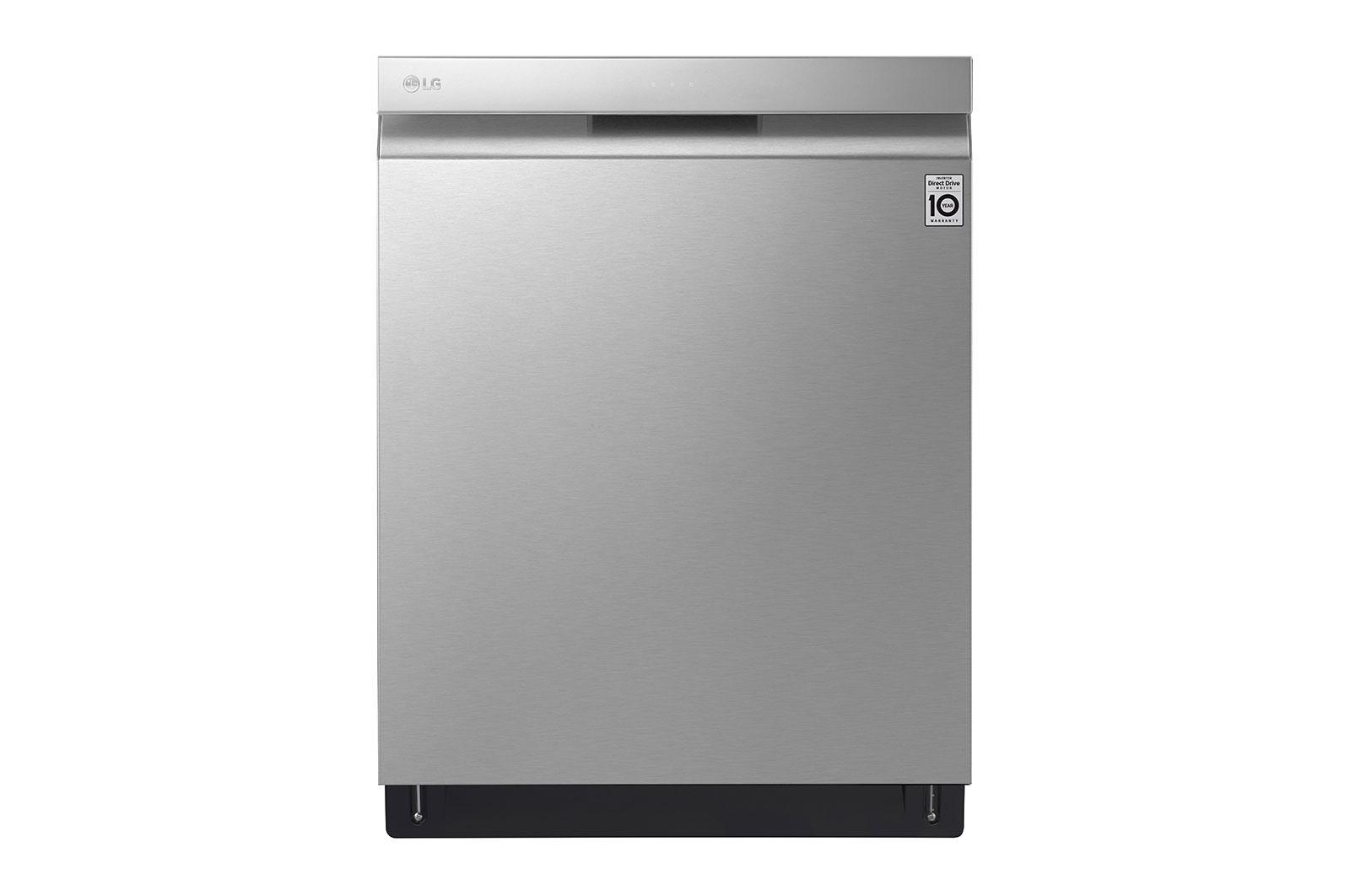 LG AppliancesTop Control Dishwasher With Quadwash™ And Truesteam®