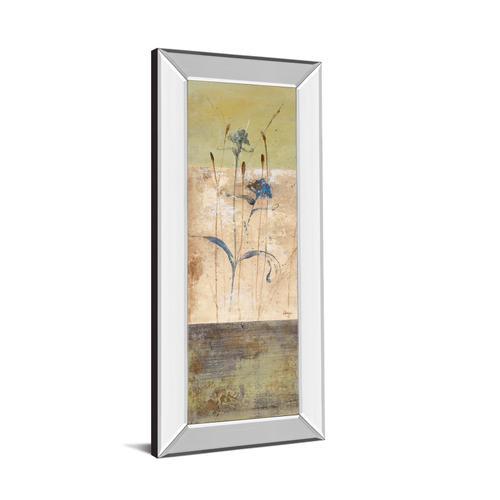 "Classy Art - ""Kimono I"" By Loretta Linza Mirror Framed Print Wall Art"
