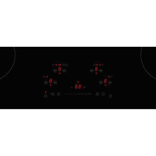 Gallery - 24 Ceran Touch Control Cooktop 4 heating zones Nero