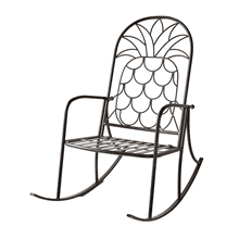 Pineapple Rocking Chair