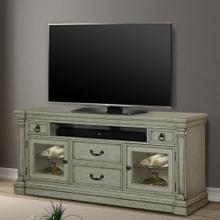LAFAYETTE 74 in. TV Console with Power Center
