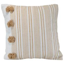 See Details - 18x18 Hand Woven Lenora Pillow