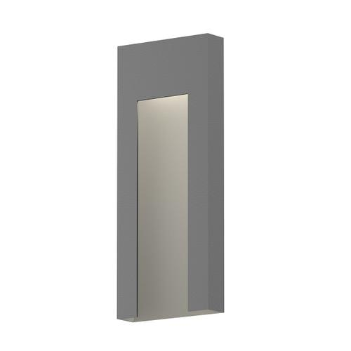 Sonneman - A Way of Light - Inset Tall LED Sconce [Color/Finish=Textured Gray]