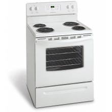 See Details - Electric Coil Range w/ Self Clean Oven