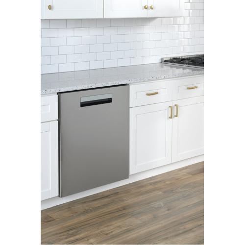 Top Control, Pocket Handle Dishwasher, 6 Programs, 45 dBA