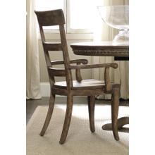 Product Image - Sorella Ladderback Arm Chair - 2 per carton/price ea