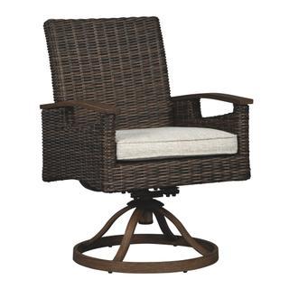 Paradise Trail Swivel Chair With Cushion