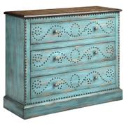 Ursula Chest In Turquoise Product Image