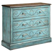 See Details - Ursula Chest In Turquoise