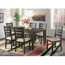 Brock Dining Set - Table and 6 Chairs